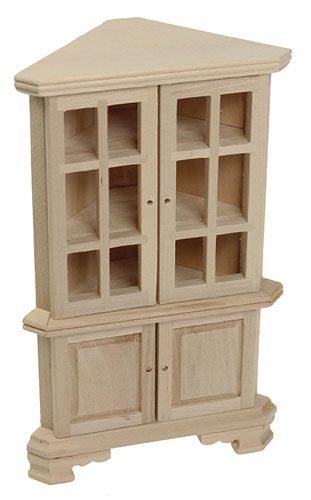 eck schrank aus naturholz 15 cm m 1 12 miniatur m bel puppenstuben schr nke eur 11 40. Black Bedroom Furniture Sets. Home Design Ideas